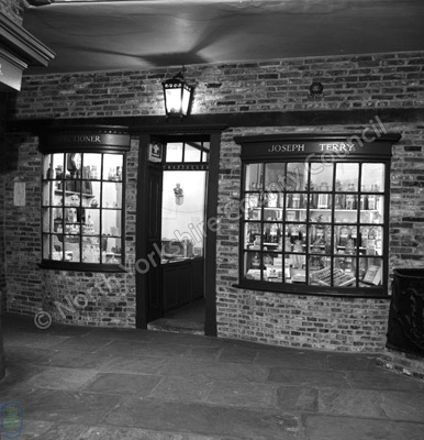 Castle Museum, York, Joseph Terry's Sweet Shop